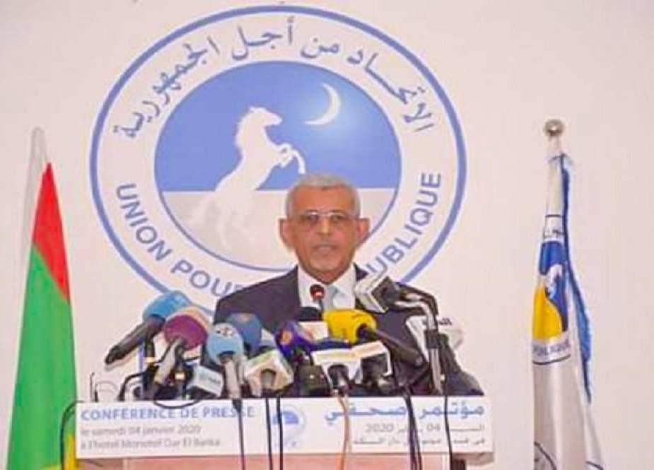 الحزب الموريتاني الحاكم يحذر من المساس باستقرار البلاد