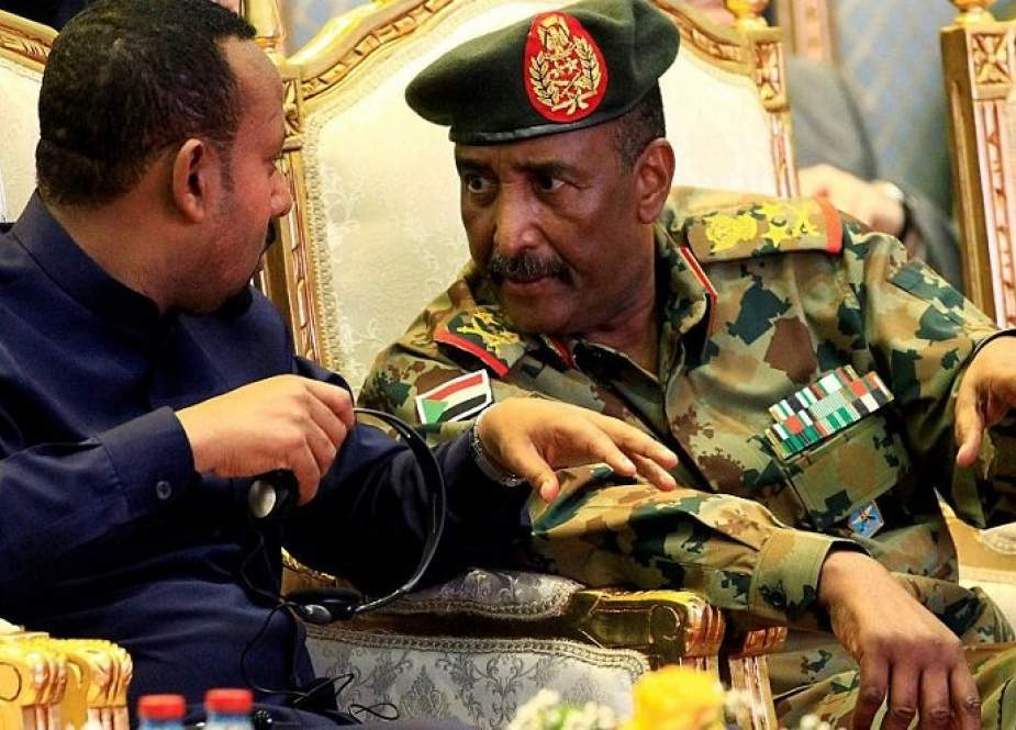 رئيس وزراء إثيوبيا يؤكد وقوف بلاده إلى جانب السودان