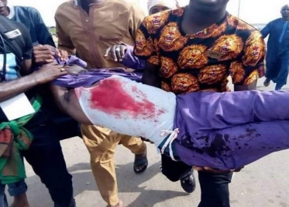 نيجيريا تفتح النار على موكب أربعينية الإمام الحسين (ع) في أبوجا!