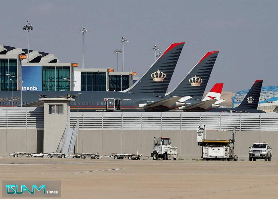 İordaniya Suriyaya uçuşları bərpa edir