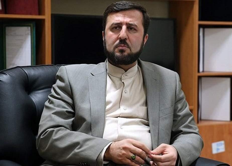 Koperasi Di Luar Perlindungan Iran. Dengan IAEA