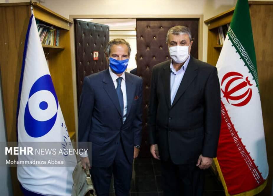 AS Tidak Dalam Posisi Untuk Mengomentari Kerja Sama Iran-IAEA