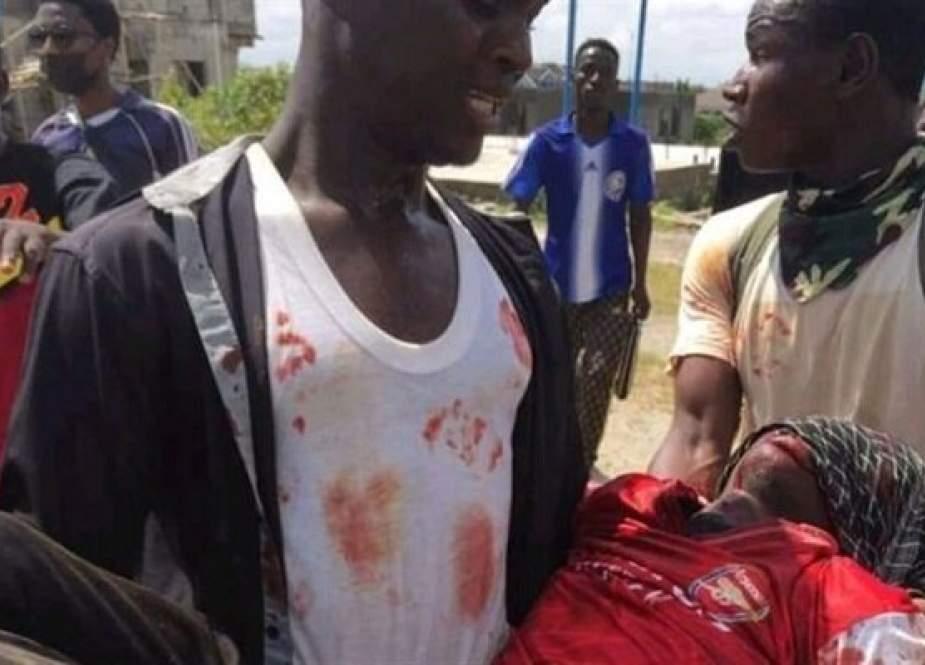 Pasukan Keamanan Nigeria Menyerang Pelayat Arbaeen, 3 Orang Gugur