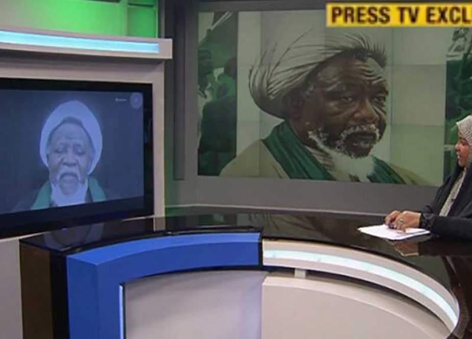 Sheikh Ibrahim Zakzaky, Nigeria muslims seek justice, fight oppression.jpg