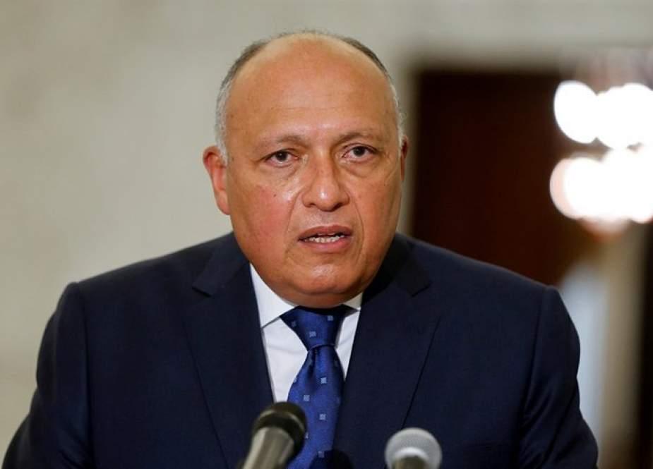 وزير الخارجية المصري يؤكد التزام بلاده بدعم السودان