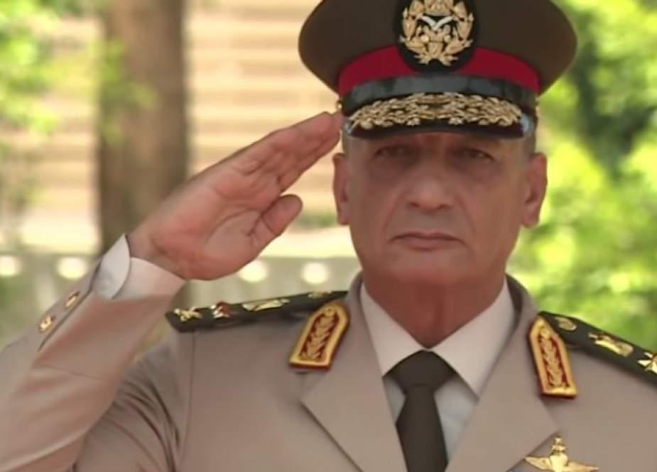 وزير الدفاع المصري : نمتلك منظومة تسليح متطورة