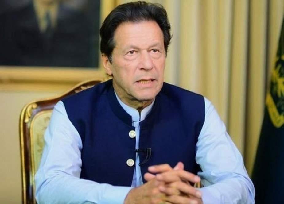 «عمران خان» نسبت به وقوع یک بحران انسانی در افغانستان هشدار داد
