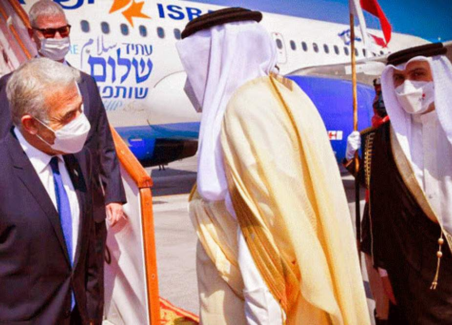 پیدا و پنهان ابعاد سفر وزیر خارجه رژیم صهیونیستی به بحرین