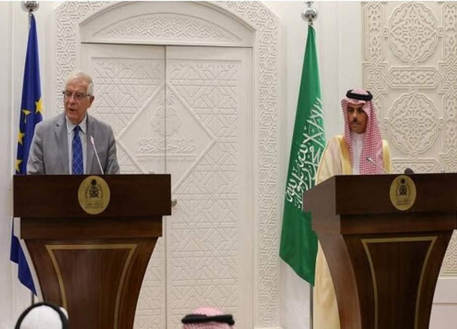 موضع گیری وزیرخارجه عربستان درباره گفتگوهای ریاض و تهران