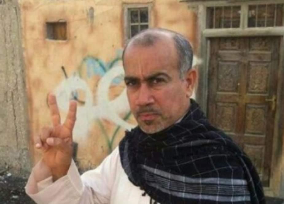 ائتلاف 14 فبراير يجدّد تضامنه مع الرمز المعتقل السنكيس