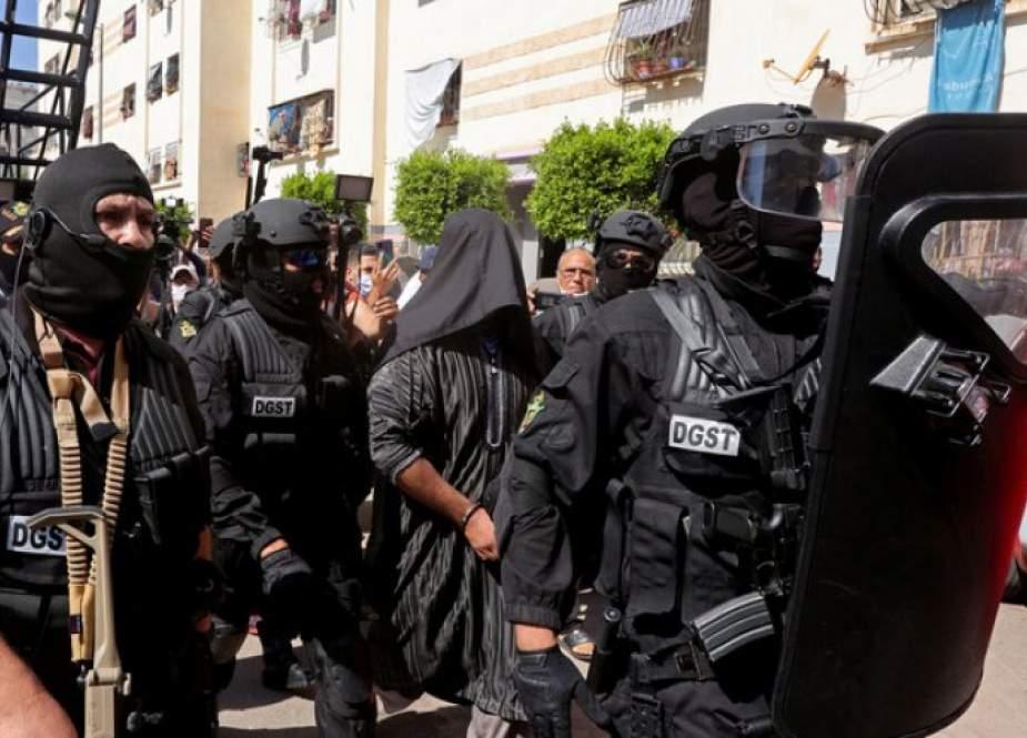 """المغرب يعلن تفكيك خلية """"داعشية"""" في مدينة طنجة"""