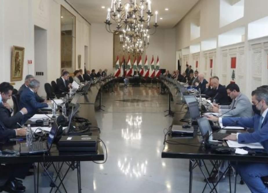 الحكومة اللبنانية كلفت وزير الاشغال  التواصل مع دمشق