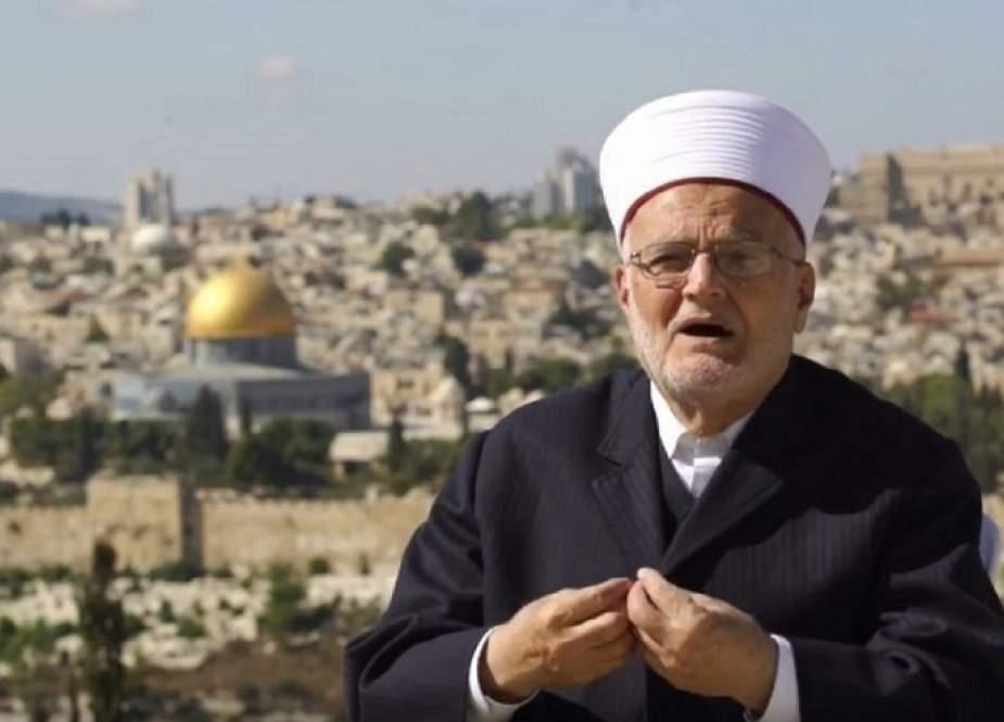 الشيخ صبري: أي قرارات للاحتلال تخص الأقصى باطلة وغير قانونية