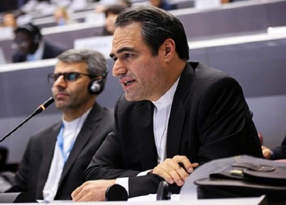 ايران تصف المزاعم السعودية والأوروبية بشأن النووي بالفارغة