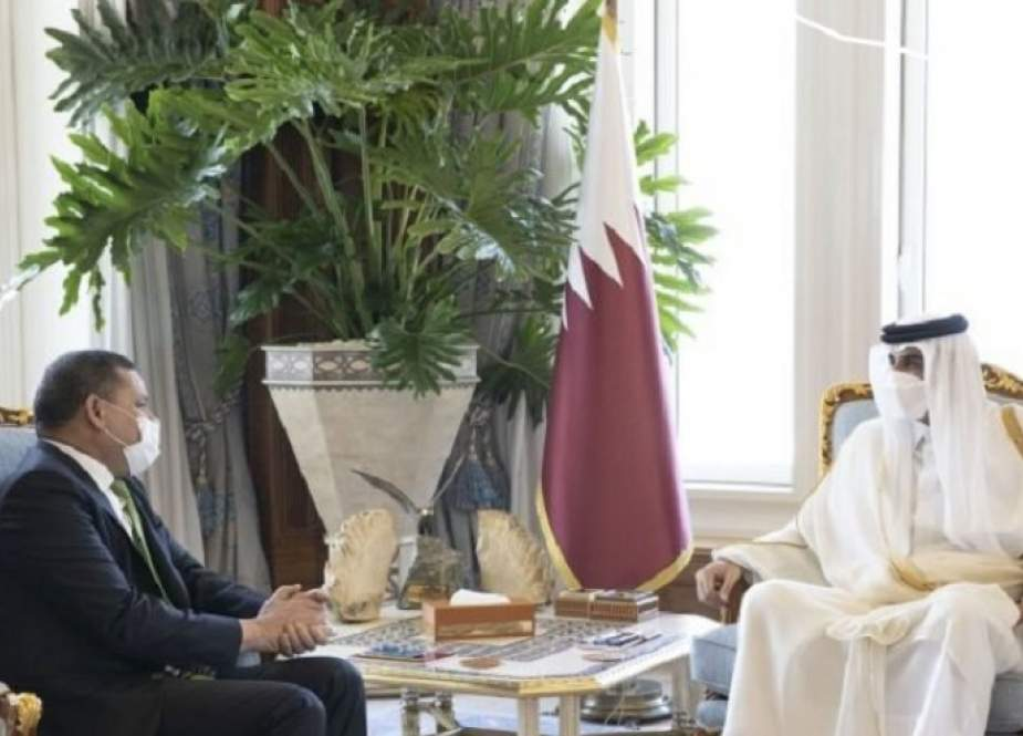 رئيس الحكومة الليبية يدعو قطر للمشاركة في 'مؤتمر استقرار ليبيا'