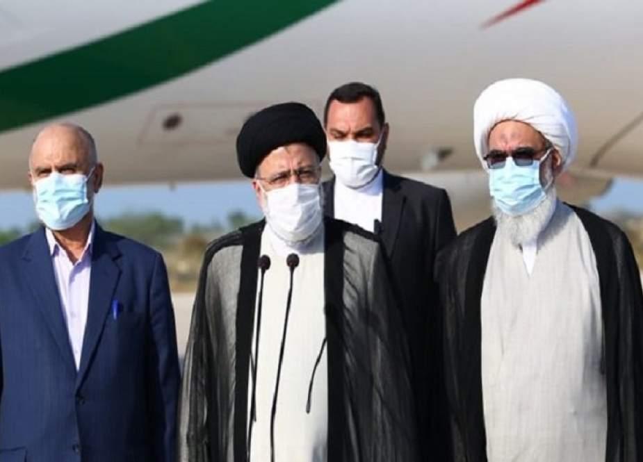 رئيسي يزور بوشهر في اطار تفقده الأسبوعي للمحافظات الإيرانية