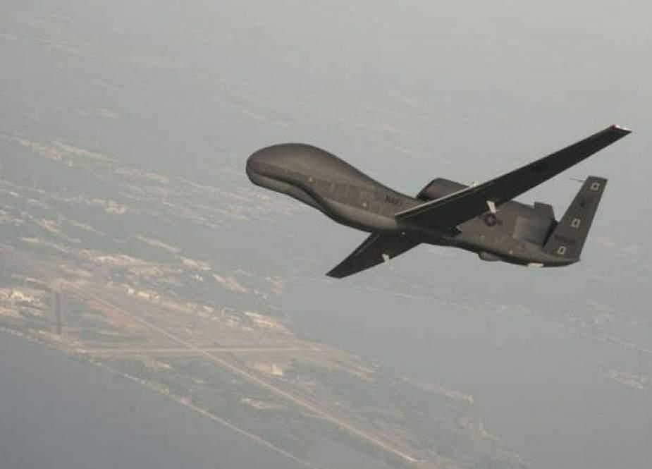 طائرة مسيرة صهيونية فوق جنوب لبنان