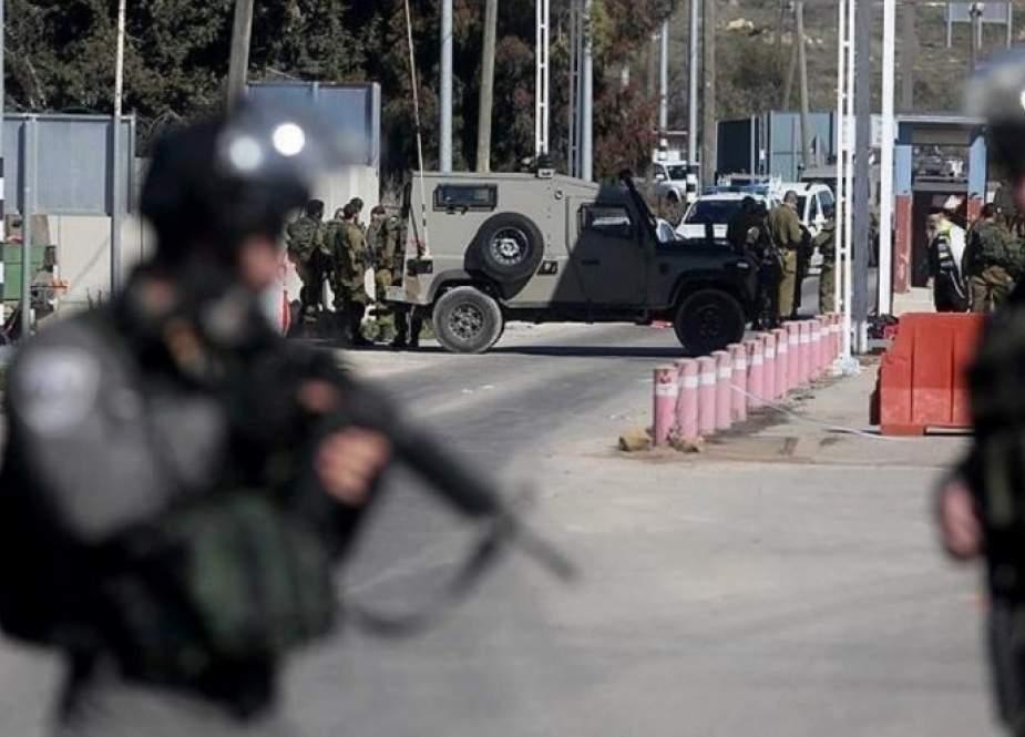 مواجهات بجنوب جنين بعد فشل الاحتلال اعتقال مطارد فلسطيني