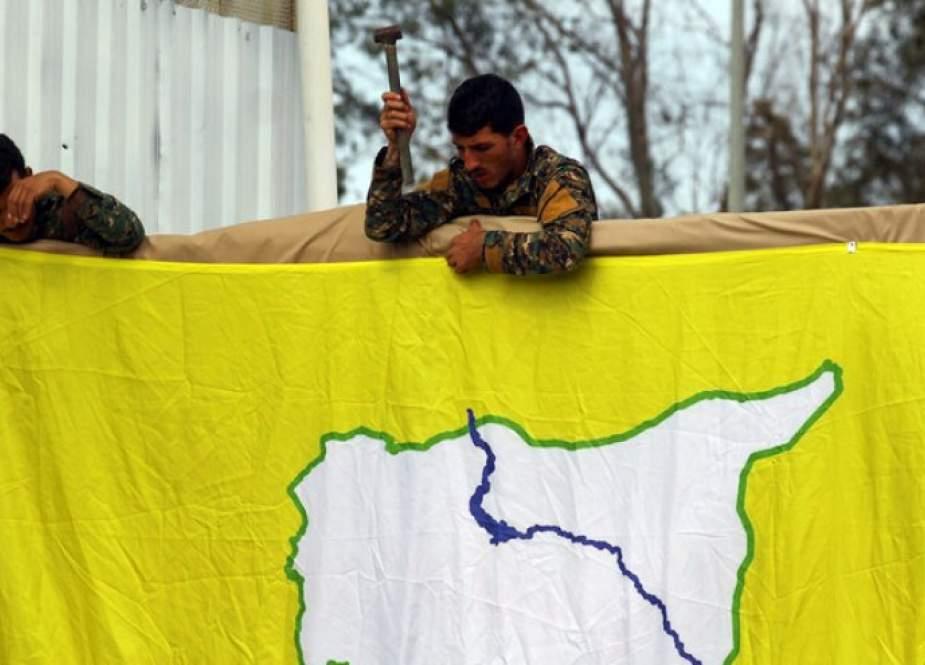''قسد'' تختطف أكثر من 100 مدني في ريف الحسكة