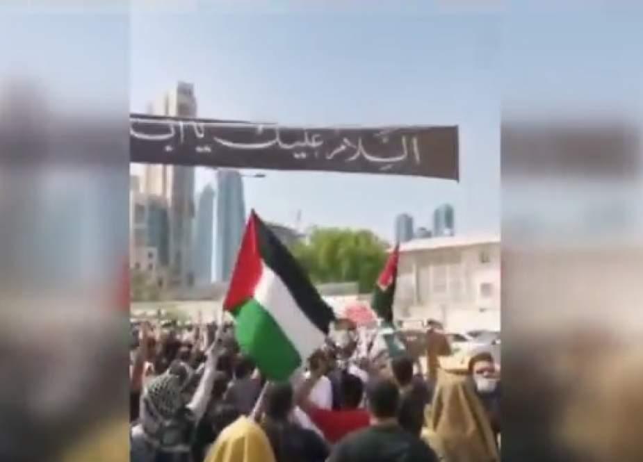 البحرين.. انتفاضة شعبية مناهضة للتطبيع