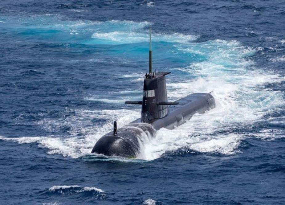 Lijian: China Prihatin Atas Insiden Kapal Selam Nuklir AS