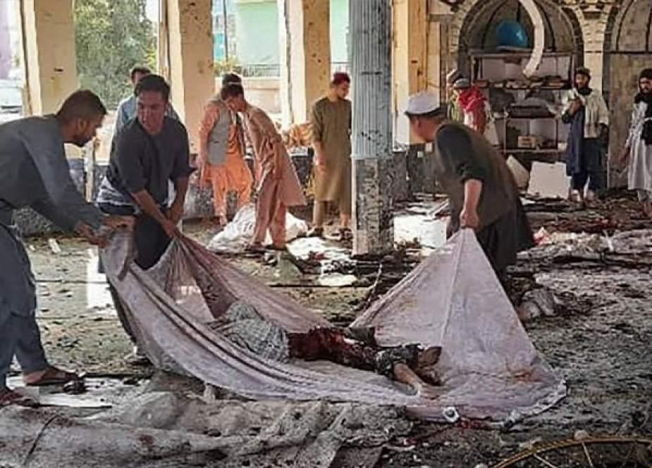 """مجزرة قندوز الإفغانية.. """"داعش"""" آخر أسلحة أمريكا في أفغانستان"""