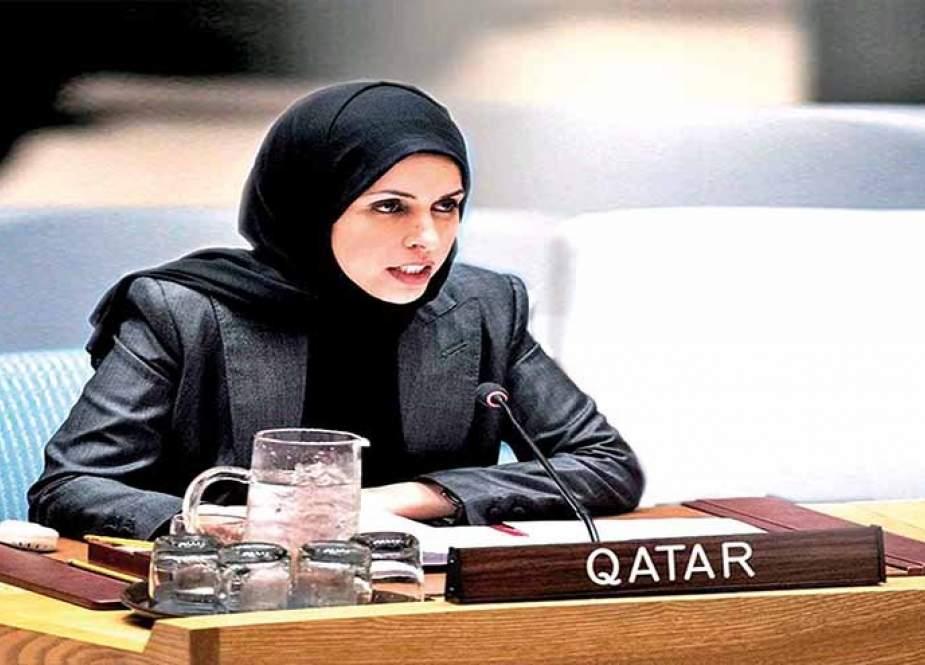 قطر تدعو لإخلاء الشرق الأوسط من أسلحة الدمار الشامل