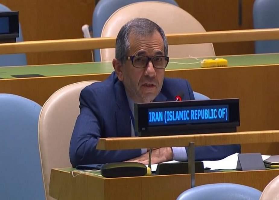 تخت روانجي: الحظر ينتهك حقوق الانسان والتنمية