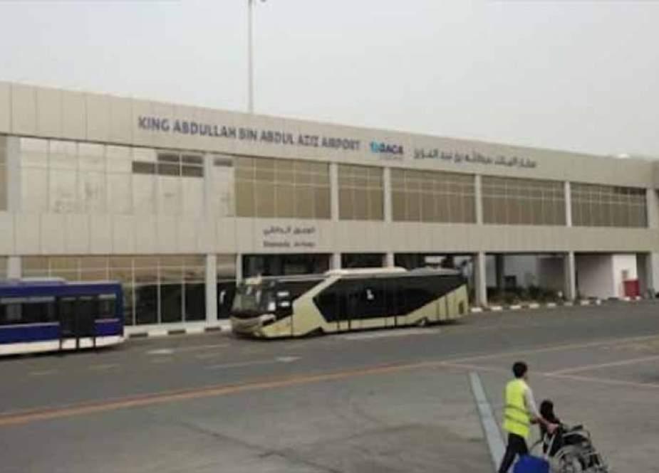السعودية: هجوم بطائرة مسيرة على مطار جازان وسقوط إصابات