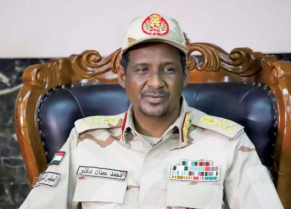 وزير سوداني يرد على تصريح حميدتي بشأن تبعية جهاز الأمن