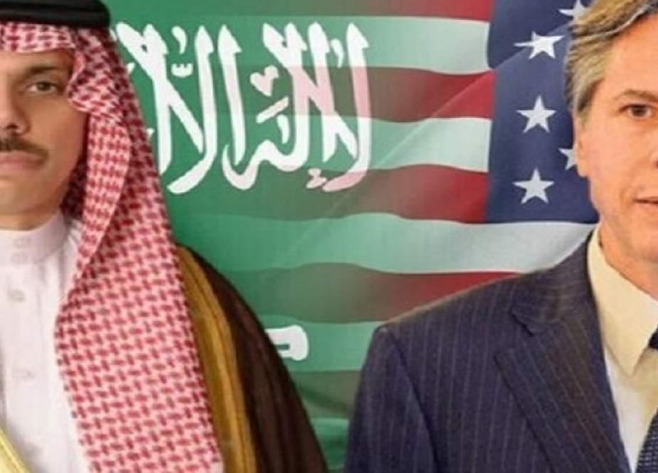 الرياض.. دخلنا في محادثات مكثفة مع واشنطن لإنهاء الصراع في اليمن