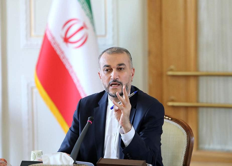 """İran: """"ABŞ ciddi şəkildə irəli gəlsə, biz də danışıqlara qayıtmağa hazırıq"""""""
