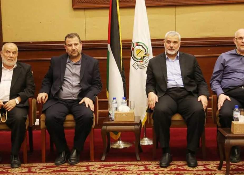 Hamas Adakan Pembicaraan