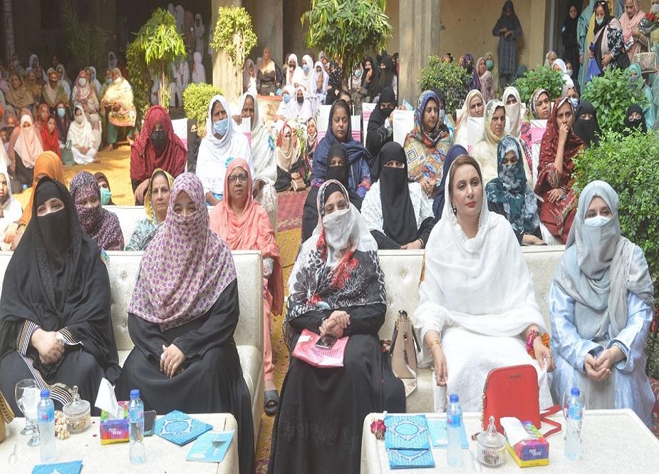 دارالعلوم سراجیہ نعیمیہ کے زیر اہتمام ہونیوالی 36ویں سالانہ سیرت النبیﷺ کانفرنس