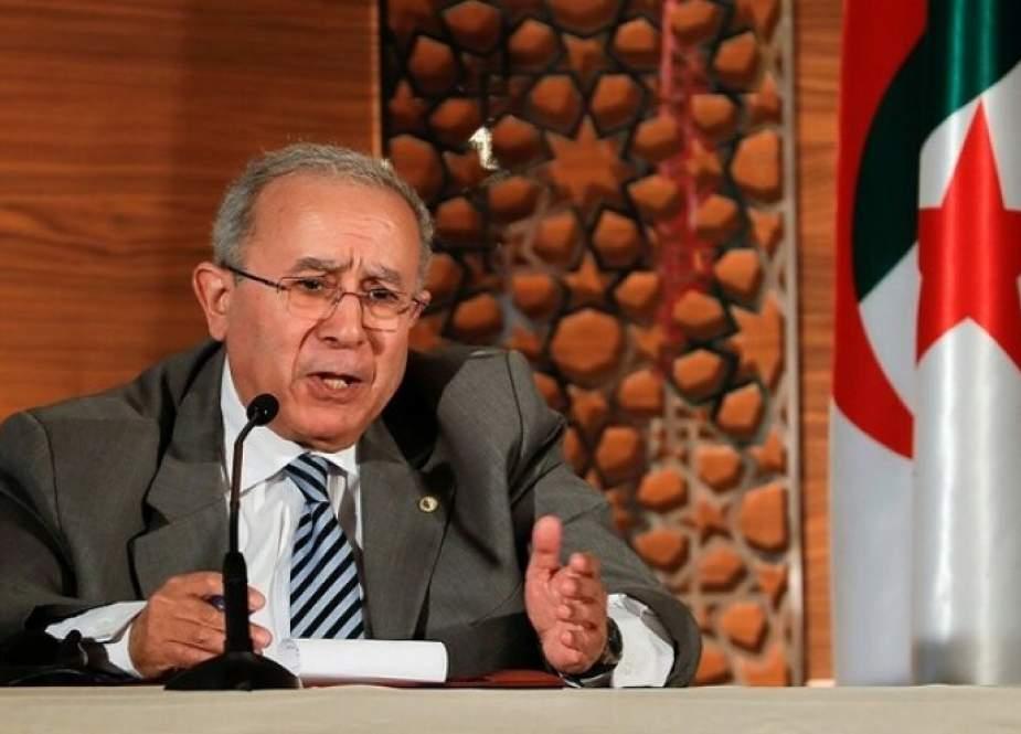 الجزائر تؤكد دعمها اللامشروط للشعب الفلسطيني