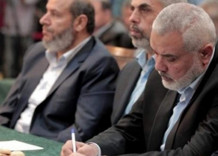 حماس تعلن اختتام اجتماعات مكتبها السياسي في القاهرة