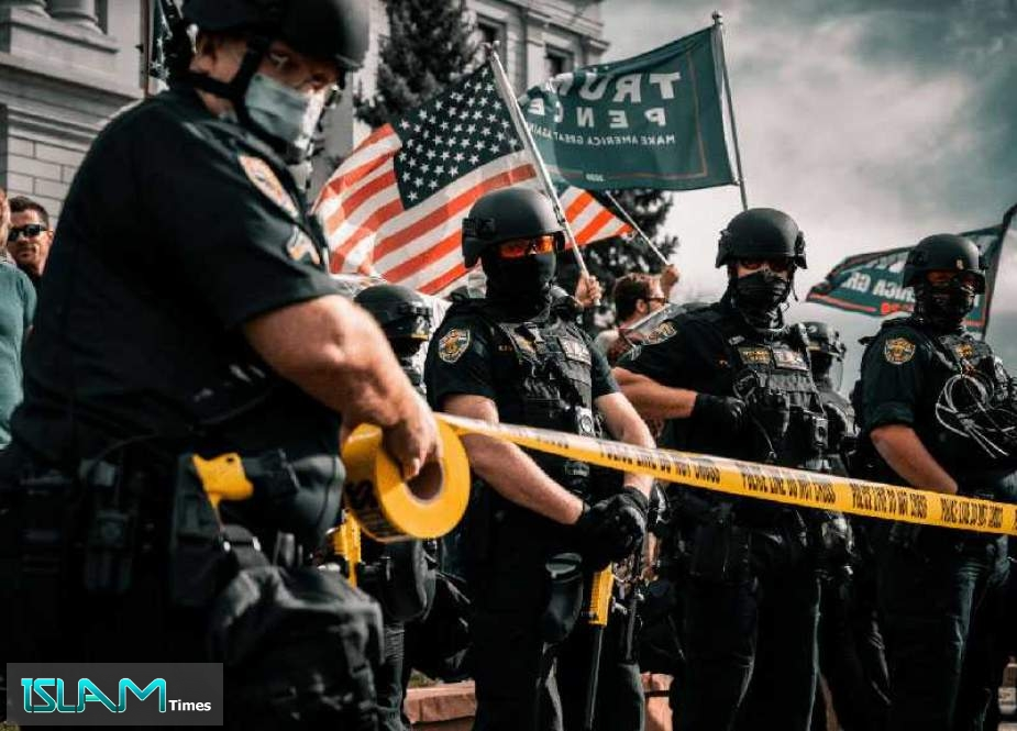 White Supremacists in US Await Sentencing for Planning Domestic Terrorism