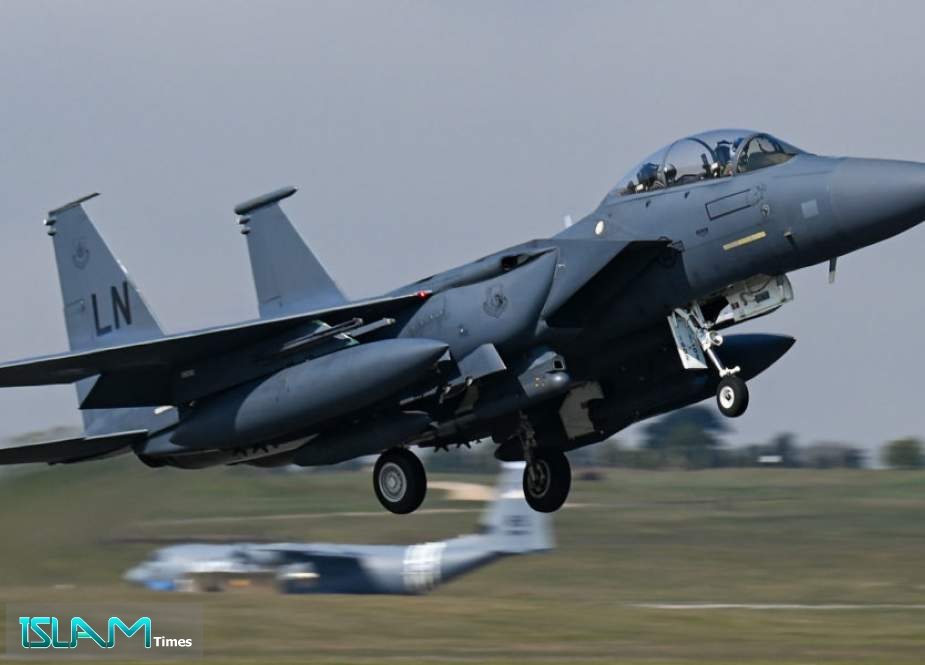 US Deploys F-15s to Greece amid Ankara, Athens Tensions