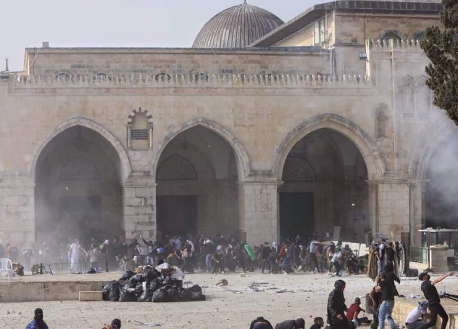 Hamas: Setiap Upaya Israel untuk Membagi Masjid al-Aqsa Menghasilkan Konsekuensi yang Merusak