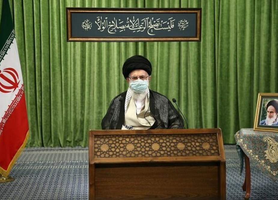 Ayatollah Khamenei Mendesak Pejabat Afghanistan untuk Menghukum Pelaku Serangan Jumat