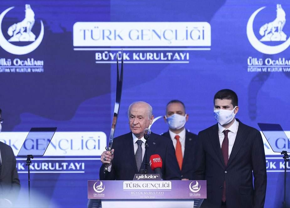 """Baxçalı əlinə Həzrət Əlinin """"Zülfüqar""""ını aldı - Foto"""