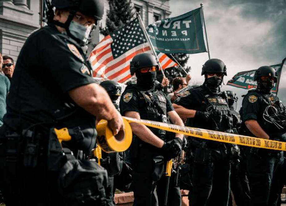 Supremasi Kulit Putih di AS Menunggu Hukuman karena Merencanakan Terorisme Domestik