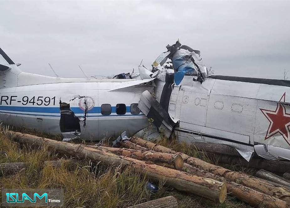 Light Aircraft Crashes in Tatarstan: Emergency Services Source