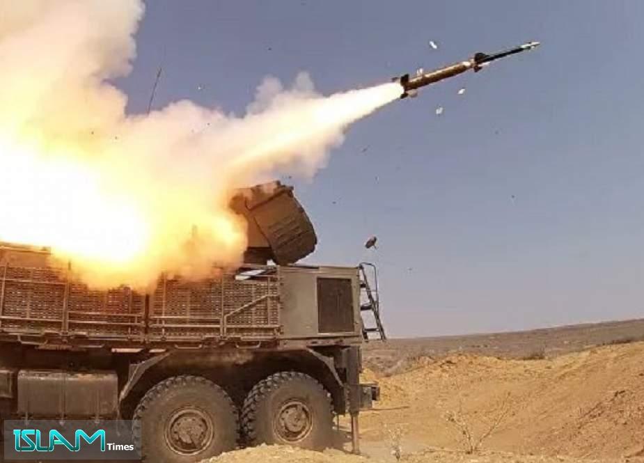 Russian Official: Syrian Air Defense Destroys 12 Israeli Rockets