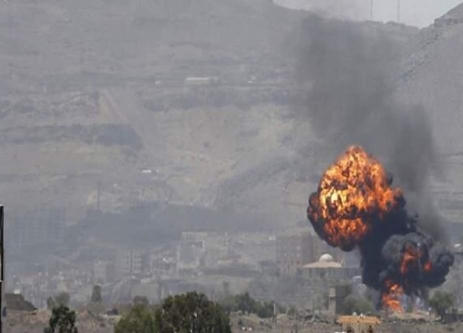 Ledakan Besar Berdengar Di Yaman Selatan