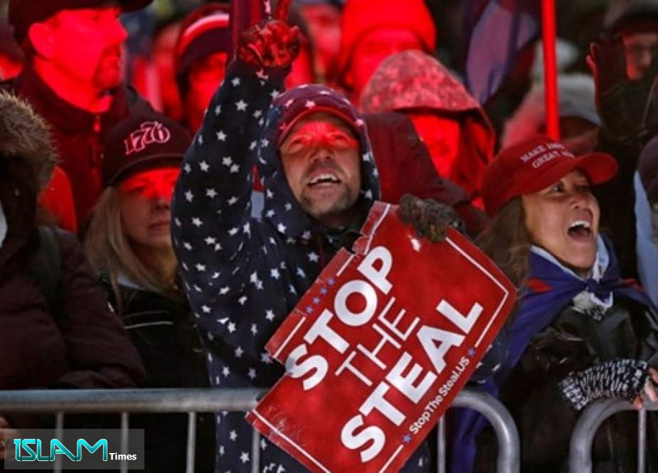 Trump Rages about Election Being Rigged, Many Supporters Agree