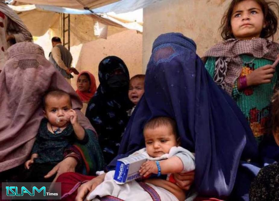 One Million Afghan Children Face Severe Malnutrition, Death: UNICEF