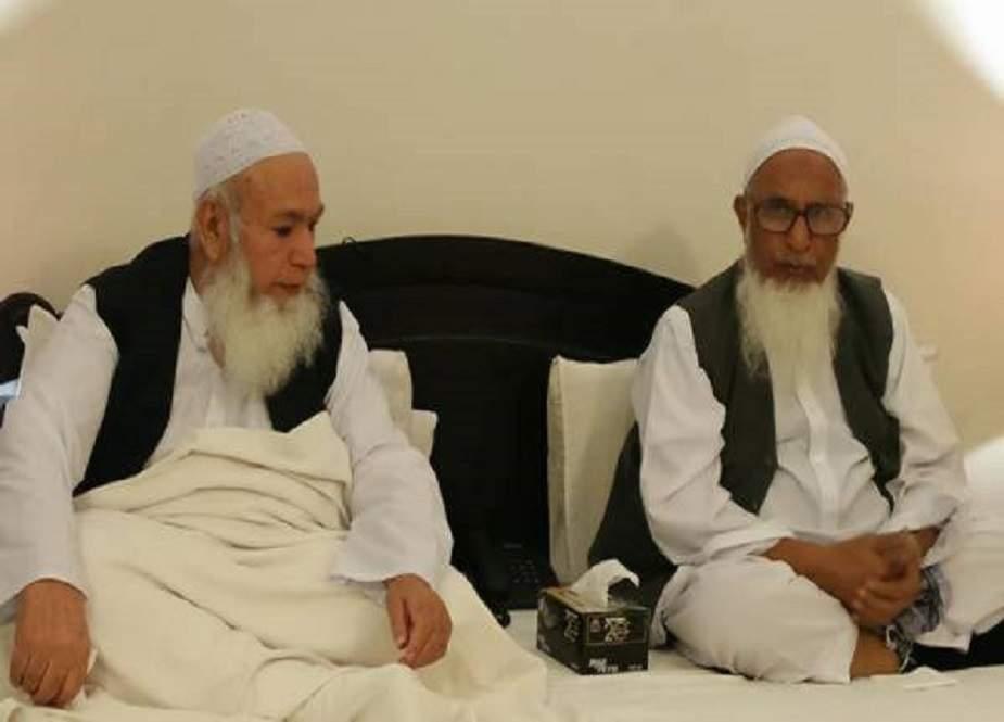افغان صورتحال پر مذہبی جماعتوں کا مشاورتی اجلاس 18 اکتوبر کو طلب
