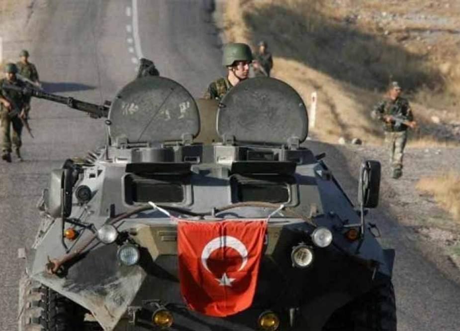 ارتفاع عدد قتلى شرطة المهام الخاصة التركية إلى اثنين
