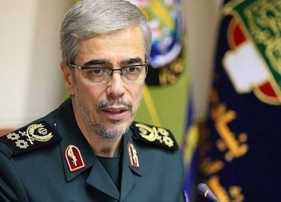 عسكري إيراني: مازال خطر الإرهاب التكفيري يستهدف الأمة الاسلامية